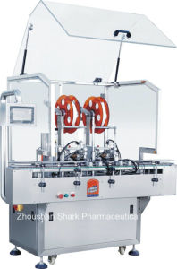 Pharmaceutical High-Speed Paper Inserting Machine pictures & photos
