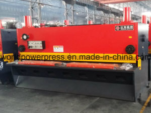 China Guillotine Shear Machine QC11y pictures & photos