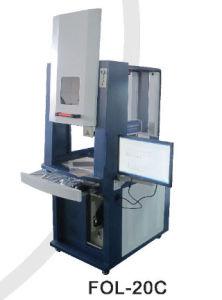 China Fiber Laser Marking Machine Laser Printer Fol 20c