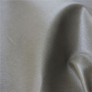 Wholesale High Performance Synthetic PU Textiles Leather for Furniture pictures & photos