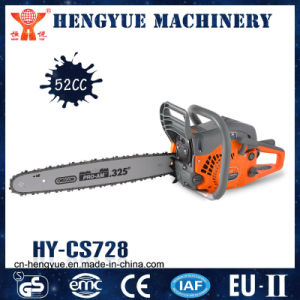 Chinese Chainsaw Manufacturers Gasoline Chain Saw 5200 pictures & photos
