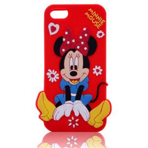 Minnie Mickey Silicone Phone Case for LG X Style X Power X Cam X Peria (XSD-057)