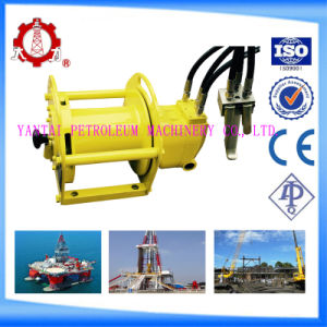 0.5 Ton Remote Control Small Offshore Pneumatic Air Winch pictures & photos