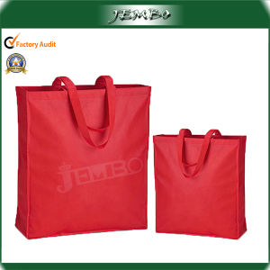 Logo Printing Red Non Woven Shopping Bag pictures & photos