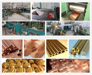 Continuous Casting Machine for Brass Pipe and Bar