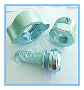 Boss Ground Joint Coupling Seal Steam Hose Couplings/Ground Joint Couplings