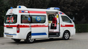 Foton Medica Emergency Ambulance (AA-HJX9305JB) pictures & photos