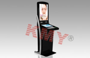 Shopping Mall Display Kiosk Screen Printing Machine Financial Equipment Cash Payment Kiosk pictures & photos