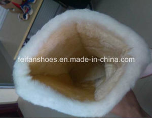 Latest Injection Boots Snow Boots Winter Boots Stock Shoes (FF328-3) pictures & photos