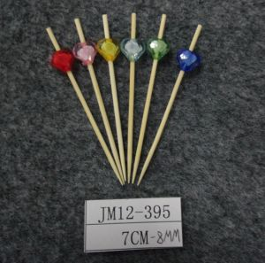Hot-Sell Eco Barbecue Tool Bamboo Skewer/Stick/Pick (BC-BS1036) pictures & photos
