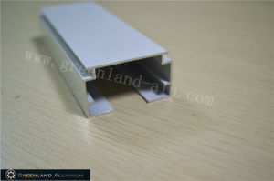 Vertical Blind Head Track in Aluminum Profile pictures & photos