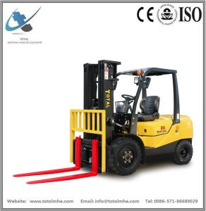 2.0 Ton Diesel Forklift with Japanese Engine Isuzu C240 Engine pictures & photos