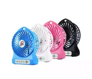 Unitedstar New 4′′electric Solar Battery Mini Fan (USMN-DC01) with CE, RoHS pictures & photos