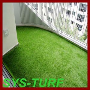 Popular Soft Artificial Grass Carpet for Balcony Decoration pictures & photos