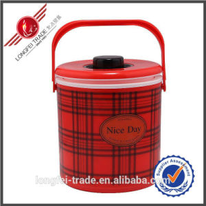 2 PCS Set Plastic Heat Preservation Lunch Box-Lfs10022 pictures & photos