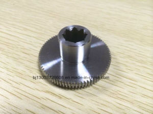 CNC Precision Machining with Good Threaded