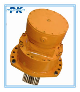 Poclain Hydraulic Motor Radial Piston Shaft/Wheel Motor with Brake Ms/Mse25 pictures & photos