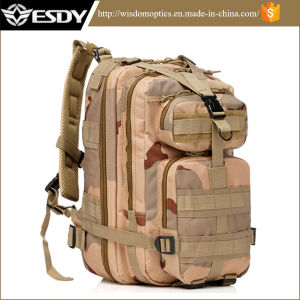 Outdoor 3p Waterproof Military Tactical Backpack pictures & photos