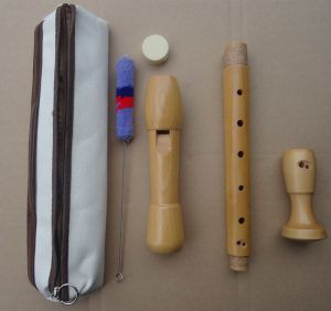 8-Hole Alto Solid Maple Wooden Recorder Flute for Sale pictures & photos