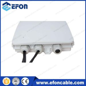 Best Price 1: 8 PLC Splitter Sc Connector Outdoor Fiber Optic Termination Box pictures & photos