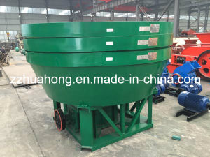Quality Guarantee Easy Installation Gold Ore Wet Pan Mill pictures & photos