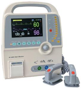 Defibrillator Medical Equipments (Am-9000c) Monophasic & (Am-8000c) Biphasic Defibrillator pictures & photos