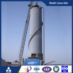 PLC Control System Easy Operation Lime Kiln pictures & photos