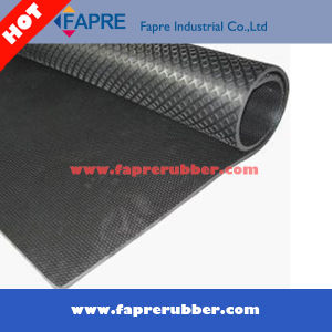 Grooved Bottom Cow Mattress Mat Stall Flooring/Rubber Stable Mating. pictures & photos