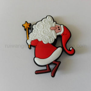 Wholesale Christmas Gifts Fridge Magnet Santa pictures & photos