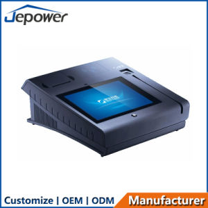 Supermarket and Restaurant Bill Pay POS Countertop Payment Terminal pictures & photos