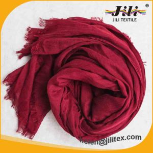 2016 Hot Fashion Printed Voile Scarf pictures & photos