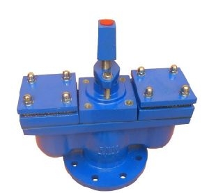Double Orifice Ball Air Relese Valve pictures & photos