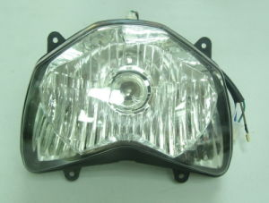 Motorcycle Parts Motorcycle Headlamp Assy for Akt125 pictures & photos