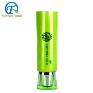Plastic Laminate Tube, PE Soft Tube for Cosmetic, Acrylic Cap