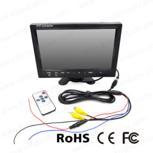 in-Car 9 Inch LCD Monitor for Headrest or Parking CCTV pictures & photos