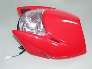 Motorcycle Parts Motorcycle Head Lamp Assy for Honda Bross150 pictures & photos