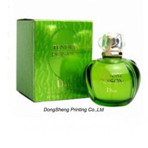 High End Mini Paper Perfume Packaging Box pictures & photos