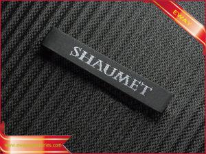 Woven Label for Garment Men Suit Satin Main Label pictures & photos
