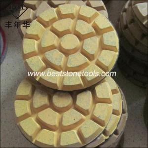 Cr-11 Marble Floor Polishing Pads Wet Polishing