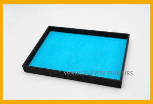 Hotel New Design Leather Welcome Tray pictures & photos