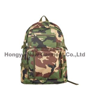 Woolland Camouflage Laptop Backpack for Military, Camping, Outdoor (HY-B029) pictures & photos