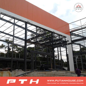 High Quality Prefabricated Steel Structure Warehouse pictures & photos