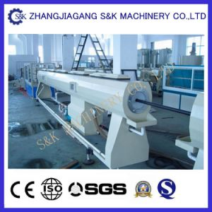 PE/PP Pipe Extruder with Single Screw pictures & photos