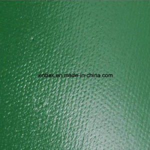 PVC Green Shiny Flat Conveyor Belt pictures & photos