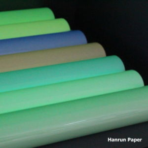 Luminous PU Premium Heat Transfer Vinyl for Garment/Textile/Sportswear pictures & photos