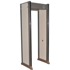 Walk Through Metal Detector Security Scanner Gate for 33zones Model pictures & photos