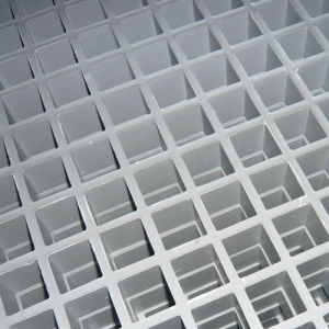 Grey Gritted Pultruded FRP GRP T Bar Grating pictures & photos