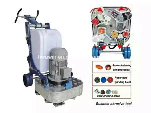 Floor Grinding and Polishing Machine pictures & photos