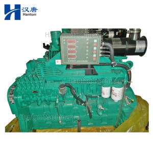 Cummins diesel engine 6CTA8.3-G for generator set open and silent pictures & photos