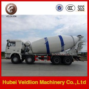 8*4 15cbm 15m3 15 Cubic Meter Portable Concrete Mixer pictures & photos